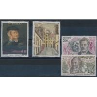 Monaco - Numéro 1389 à 1392 - Neuf sans Charnière