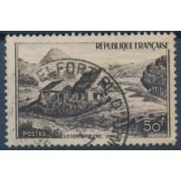 France - Numéro 843 a - Oblitéré