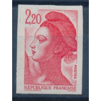 France Non Dentelé - Numéro 2376 - Neuf sans Charnière