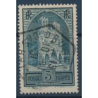 France - Numéro 259 b - Oblitéré