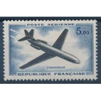 France - Poste aérienne 50 - Neuf avec Charnière
