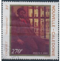 Nouvelle Calédonie - Numéro 586 - Oblitéré