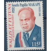 Wallis & Futuna - Numéro 538 - Neuf sans Charnière