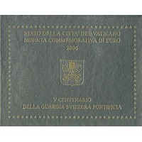 Vatican 2 Euros Commémorative 2006 - Qualité BU