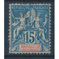Madagascar - Numéro 33 - Neuf avec charnière