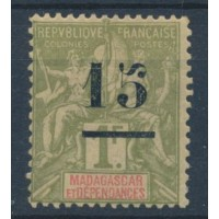 Madagascar - Numéro 50 - Neuf avec charnière