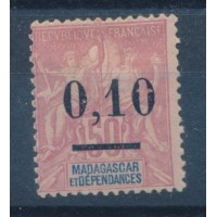 Madagascar - Numéro 53 I - Neuf avec charnière