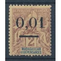 Madagascar - Numéro 51 II - Neuf avec charnière