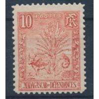 Madagascar - Numéro 67 - Neuf avec charnière