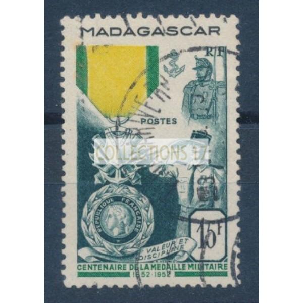 Madagascar - Numéro 321 - Oblitéré