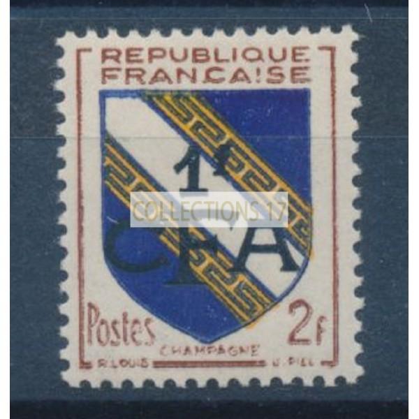 Réunion - Numéro 308 - Neuf sans charnière