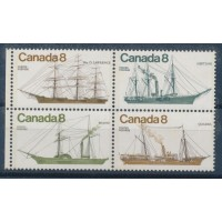 Canada - Numéro 580 à 583 - Neuf sans charnière