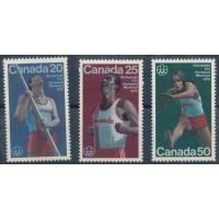 Canada - Numéro 571 à 573 - Neuf sans charnière