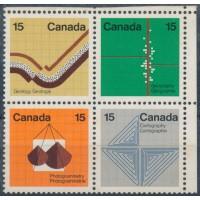 Canada - Numéro 485 à 488 - Neuf sans charnière