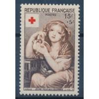 France - Numéro 1006 à 1007 - Neuf avec Charnière