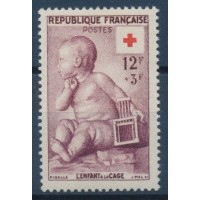 France - Numéro 1048 à 1049 - Neuf avec Charnière