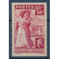 Timbre de France - Numéro 401 - Neuf avec Charnière