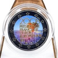 2 Euros France 2017 - Colorisé Neuf
