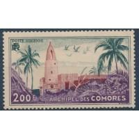 Comores - Numéro Poste Aérienne 3 - Neuf sans charnière