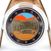 2 Euros Espagne 2011 - Colorisé Neuf