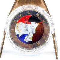 2 Euros France 2011 - Colorisé Neuf