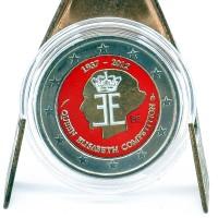 2 Euros Belgique 2012 - Colorisé Neuf