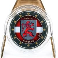 2 Euros Lituanie 2017 - Colorisé Neuf