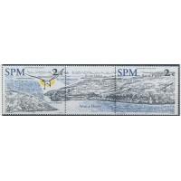 St Pierre & Miquelon - Numéro 758 à 772 - Neuf sans charnières