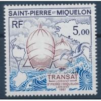 St Pierre & Miquelon - Numéro 477 - Neuf sans charnière