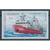 St Pierre & Miquelon - Numéro 482 - Neuf sans charnière