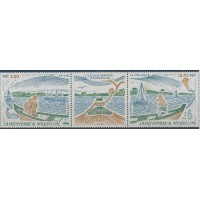 St Pierre & Miquelon - Numéro 509A - Neuf sans charnière
