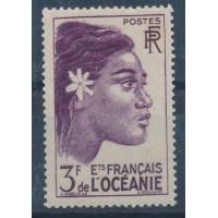 Océanie - Numéro 193 - Neuf avec charnière