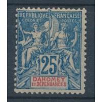 Dahomey - Numéro 4 Neuf avec Charniere