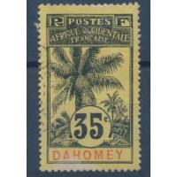 Dahomey - Numéro 26 - Neuf sans Gomme