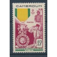 Cameroun - Numéro 296 - Neuf sans charnière