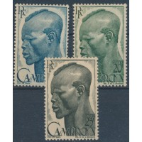 Cameroun - Numéro 292 à 294 - Neuf sans charnière