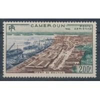Cameroun - Poste Aérienne 48 - Neuf avec charnière