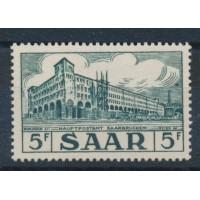 Sarre - Numéro 309 - Neuf sans charnière