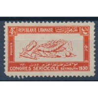 Grand Liban - Numéro 123 - Neuf sans gomme