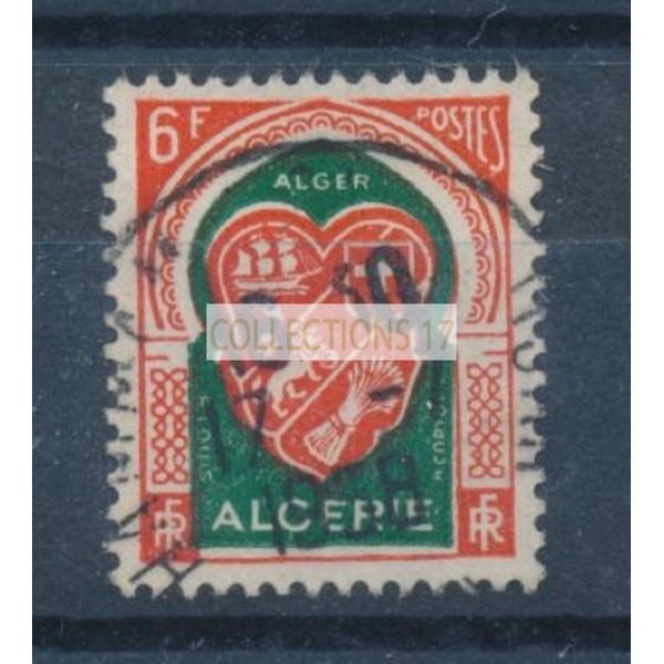 Algérie - Numéro 353 - Oblitéré