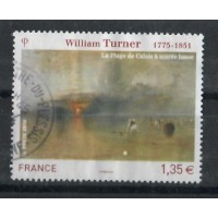 France Numéro 4438 Oblitéré - William Turner