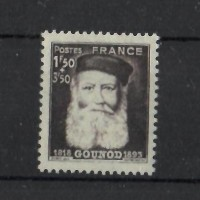 France Numéro 601 Neuf sans charnière