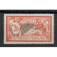 France Numéro 145 - 2 Francs Merson - Neuf sans charnière