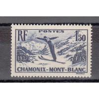 France - Numéro 334 - neuf sans charnière