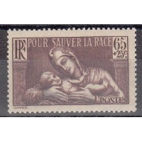 France - Numéro 356 - neuf sans charnière