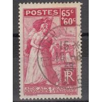 France - numéro 401 - oblitéré