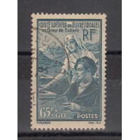 France - numéro 417 - oblitéré