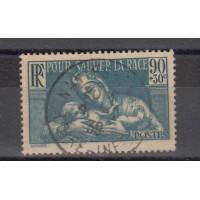 France - numéro 419 - oblitéré