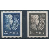 Suède - numéro 404 à 405 - Neuf sans Gomme