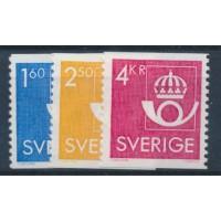Suède - numéro 1298 à 1303 - Neuf sans Gomme
